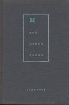 M and Other Poems by Peck, John-ExLibrary