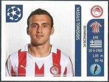 PANINI UEFA CHAMPIONS LEAGUE 2011-12- #385-OLYMPIACOS-VASSILIS TOROSIDIS