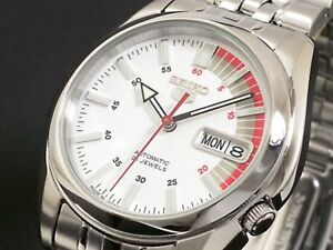 SEIKO-5-SNK369-SNK369K1-21-Jewels-Automatic-30m-Water-Resistance