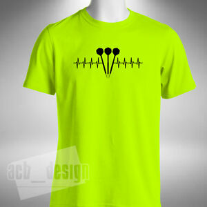 Darts-Heartbeat-T-Shirt-180-Phase-5-Taylor-Barney-Gerwen-Lewis-Wright-Anderson