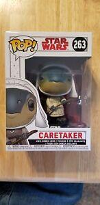 Caretaker Funko Pop Vinyl
