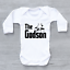 Cute Funny Baby Grow Body Suit Vest The Godson From the Film