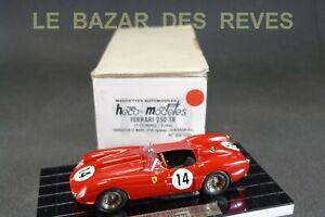 HECO-MODELES-FERRARI-250TR-Le-Mans-1958-Boite