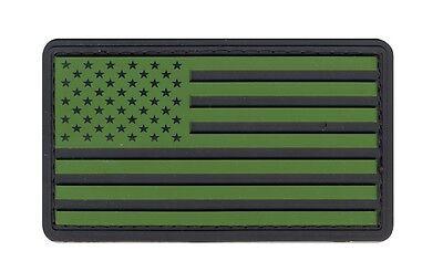 Freundschaftlich Us Flagge Fahne Uniform Army Usa Black Green 3d Klettabzeichen Abzeichen Patch
