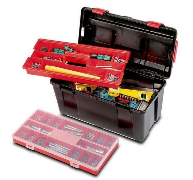 Parat 5.811.000.391 Profi-Line Werkzeugkoffer mit abnehmbarem Tablett