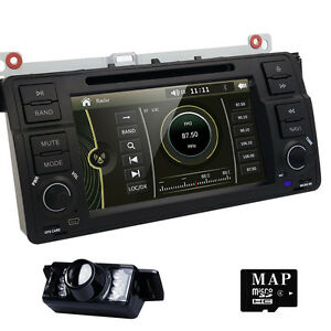 bmw m3 e46 7 u dash car dvd player gps navigation. Black Bedroom Furniture Sets. Home Design Ideas