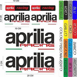 KIT-6-ADESIVI-APRILIA-RACING-INTAGLIATI-4-BANDIERE-MOTO-STICKERS-AUTO-COD-36
