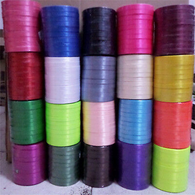 "Promotion price DIY 3/8 ""10 mm craft Satin Ribbon Wedding Party / gift many pick"