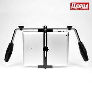 Fringant Haye Universel Tablette De Stabilisation Grip Pour Ipad, Samsung Galaxy + Plus (ts1)-afficher Le Titre D'origine