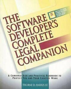 Software-Developer-039-s-Completo-Legal-Companero-de-la-Combinado-Disco-y-Practico