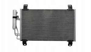 Clima radiador condensador aire acondicionado Mazda 2 III 1,3 Mazda cx-3 cx3 db5h61480a