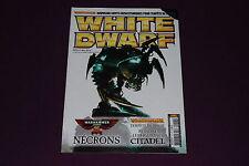 WHITE DWARF 217 - Mai 2012 - Warhammer, 40000 40k & Seigneur des Anneaux