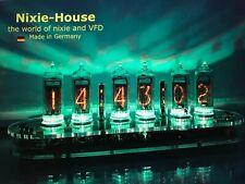 Nixie clock, Nixie tube clock, Nixie Uhr, Made in Germany