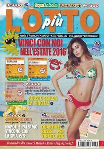 2016-08-LOTTO-PIu-08-2016-ANNO-29-N-334-BELEN-RODRIGUEZ