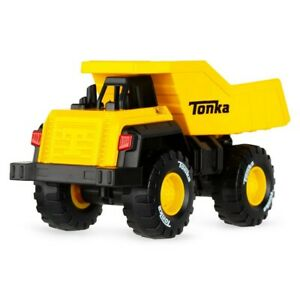 Kids-Toy-Tonka-Mighty-Metal-Fleet-Dump-Truck