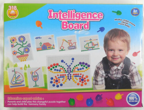 Fajiabao Intelligence Board Steckpuzzle différentes steckmöglichkeite 318 pièces
