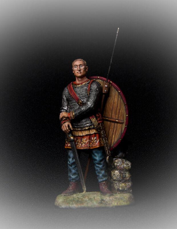 Ryska ledande miniatyrer.Byzantinska infanterikrigare --VI Century A.D