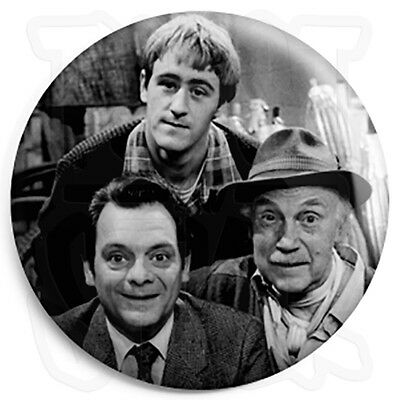 Only Fools and Horses Uncle Albert 25mm Button Badge with Fridge Magnet Option