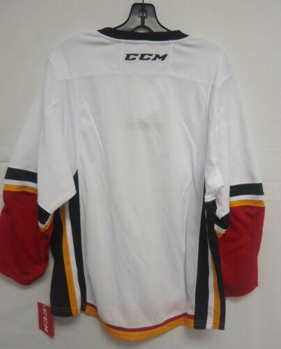 CCM ADULT Calgary Flames Practice Jersey Medium