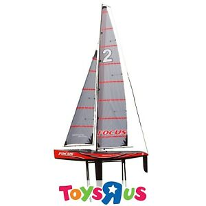 Joysway 8812 Focus 2 RTR 2.4GHz 1m RC Yacht (includes Transmitter & Receiver)