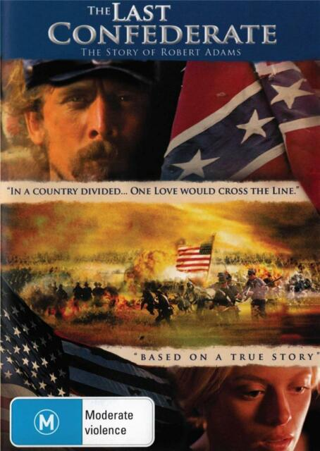 THE LAST CONFEDERATE - TRUE STORY  - NEW REGION 4 FREE LOCAL POST
