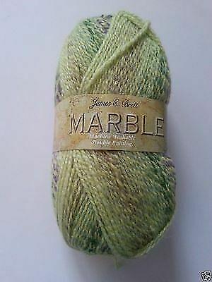MT19 James C Brett  Marble DK Wool Yarn