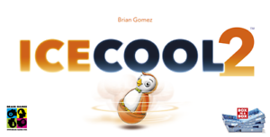 Ice Cool 2 Board Game