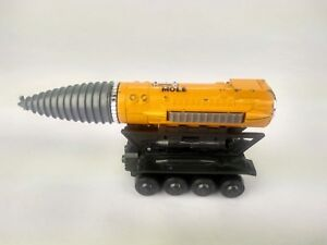 International-Rescue-The-Thunderbirds-039-Mole-039-Collectible-1993-by-Bandai-in-Japan