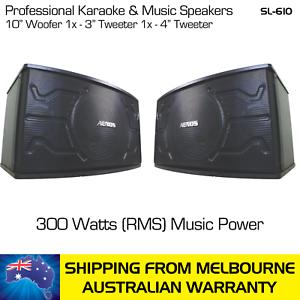 ACNOS-KARAOKE-MUSIC-SPEAKERS-SL-610-300-WATTS-RMS-PAIR