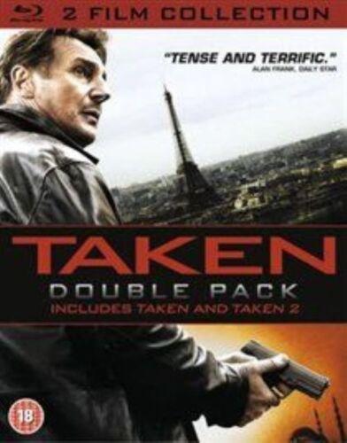 1 of 1 - Taken / Taken 2 Double Pack [Blu-ray] [2008], Very Good DVD, Rade Serbedzija, Le