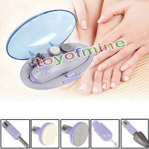 elektrische nagel kunst salon manik re werkzeug pedicure. Black Bedroom Furniture Sets. Home Design Ideas