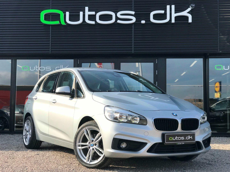 BMW 218d 2,0 Active Tourer Advantage aut. 5d - 234.000 kr.