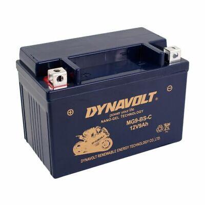 Dynavolt Motorcycle Gel Battery For Suzuki 2012 GSX-R600 L2