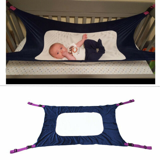 Detachable Infant Safety Hammock Removable/&Portable Baby Crib Seat Garden Swing