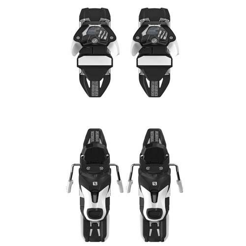 Salomon 2018 Warden 11 D (DIN 3.5-11) Bindings NEW      Width:90,100mm 5fb854