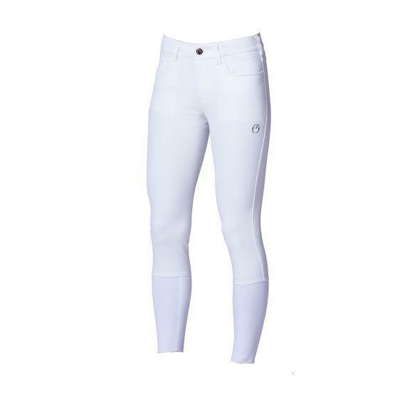 Vestrum Comp Pantaloni BN Bianco vedere il mio animo CAVALLERIA TOSCANA