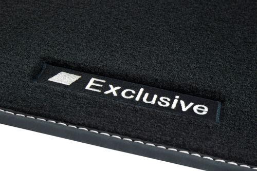 Exclusive-Sport Fußmatten für Mercedes S-Klasse W222 Bj 2013