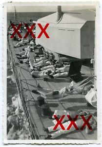 KREUZER-KARLSRUHE-orig-Fotografie-10x14-5cm-Auslandsreise-1931-32-photo