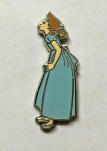Disney-Pin-Badge-Peter-Pan-Wendy-ONLY