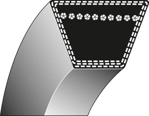 """Cinghia trapezoidale standard rasaerba tosaerba 8-435 12,7x889mm 1//2/""""x35/"""""""