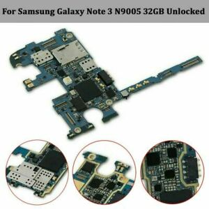 Carte-Mere-Logic-Main-Motherboard-Pour-Samsung-Galaxy-Note-3-N9005-32GB-Unlocked
