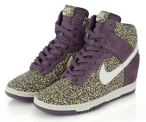 Nike Dunk Sky Hi Wedge Liberty US 6.5