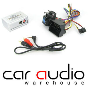 Connects2 BMW 3 Series 1996 - 06 Flat Pin iPod iPhone MP3 AUX Interface Adapter