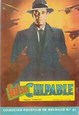 Fotofilm de Bolsillo N° 21/1959 - Falso Culpable/Le Faux Coupable, H. Fonda