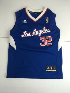 723cddc3c EUC Los Angeles Clippers Blake Griffin NBA Adidas Jersey Sz Y Small ...