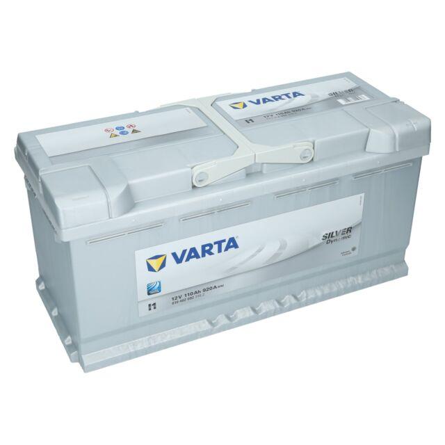 Varta Silver Dynamic I1 110 Ah 920A/EN Autobatterie Starterbatterie