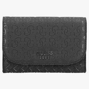 Guess-Black-Flutter-SLG-Double-Date-Monogram-Flap-Wallet