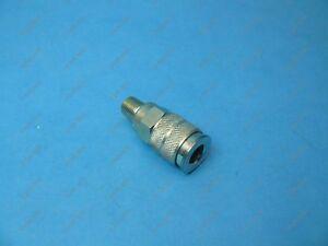 air line 1//2 body x 1//2 male NPT Dyna Con Quick Connector New