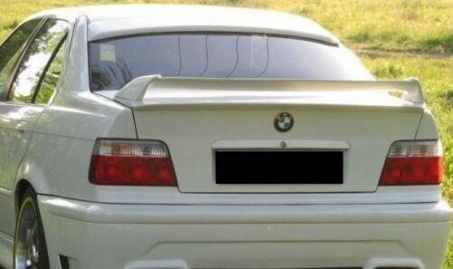 - TUNING-GT BMW 3er E36 grundiert HECKSPOILER HECKFLÜGEL TWIN