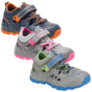 NEW-Youth-Merrell-Kids-Hydro-2-0-Jr-Junior-Toddler-Shoes-Choose-Size-amp-Color